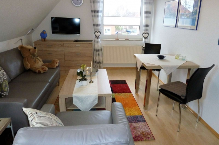 Wohnbereich Ferienwohnung 3